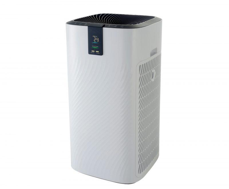 Purificatore d'aria FTXM-740XIT: qualità IDEMA a 5 livelli di filtrazione