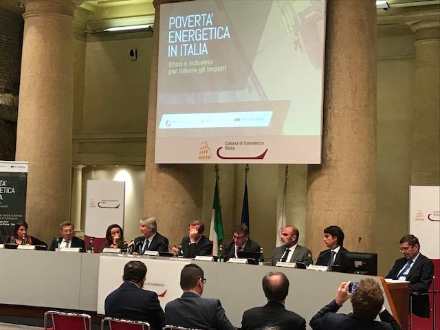 """Convegno """"Povertà energetica in Italia"""""""