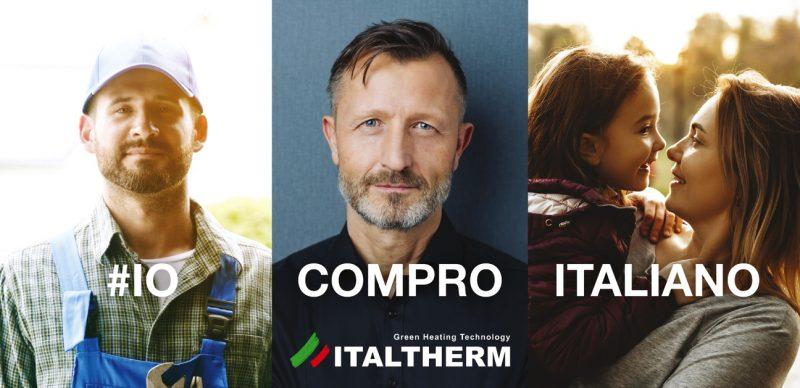Fase 2, Italtherm invita i consumatori a scegliere il Made in Italy