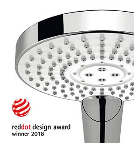 Idealrain Evo Jet riceve il Red Dot Award