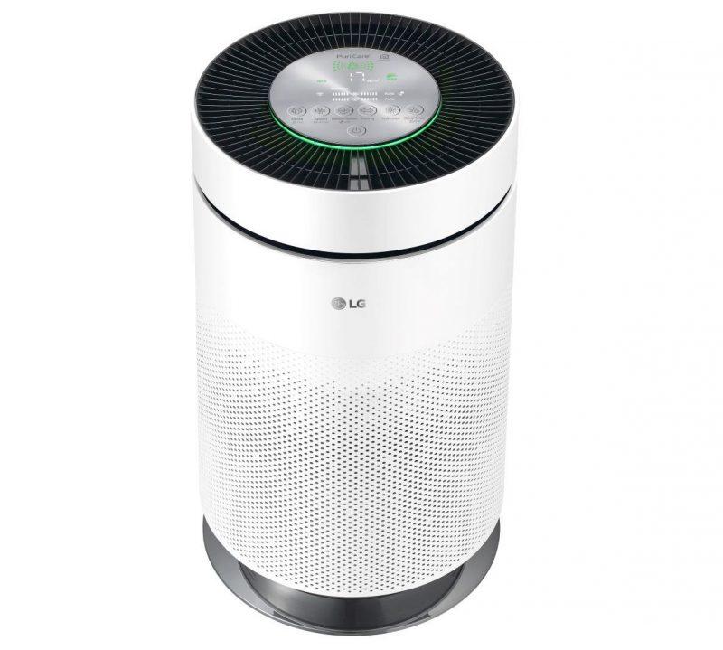 A natale regala aria pulita con LG Air Solution