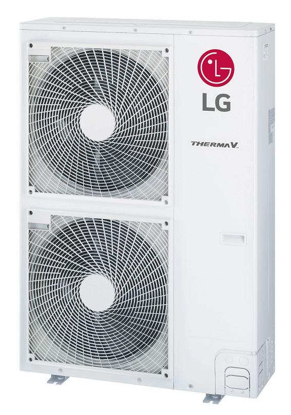 Sistema pompa di calore aria-acqua