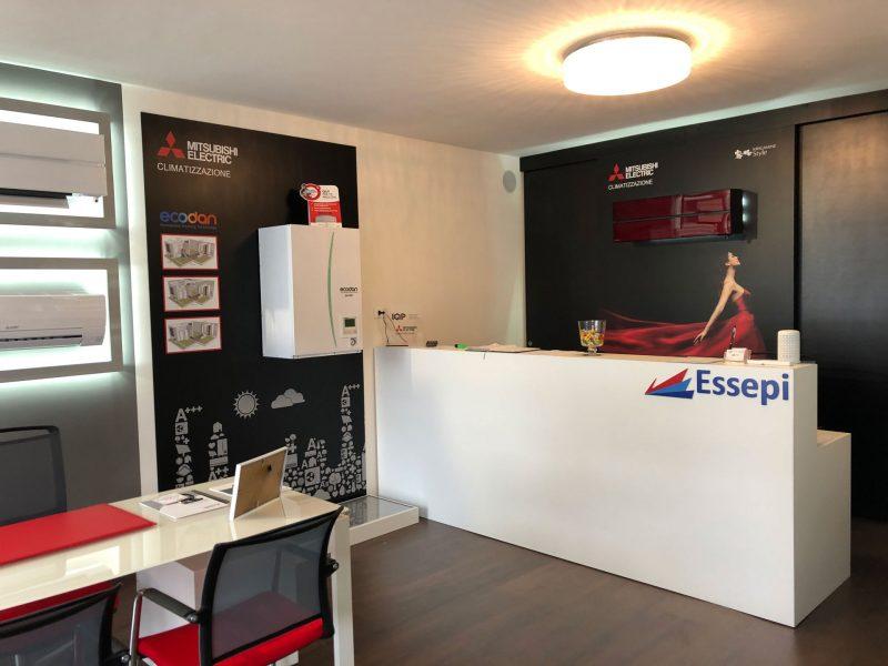 Nuovo Showroom IQP di Mitsubishi Electric