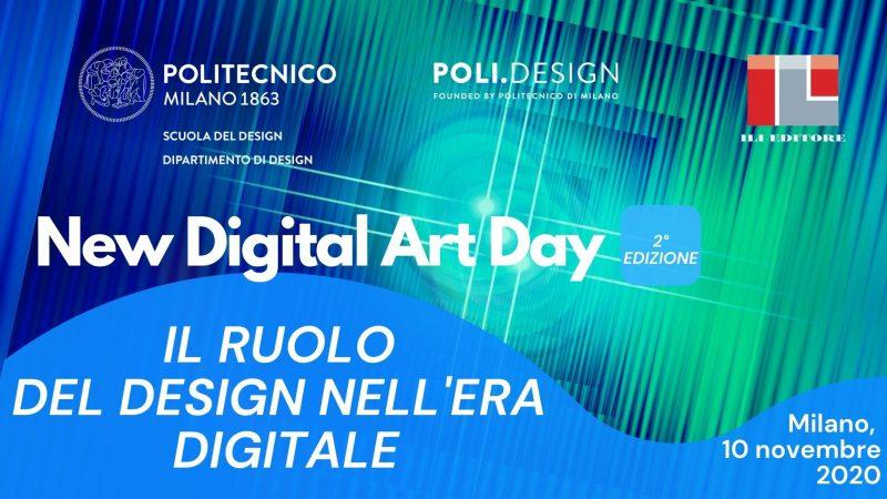 Seconda edizione del New Digital Art Day