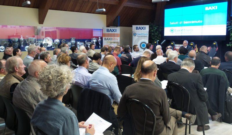 Baxi Expo e Obiettivo Professional: bilancio positivo