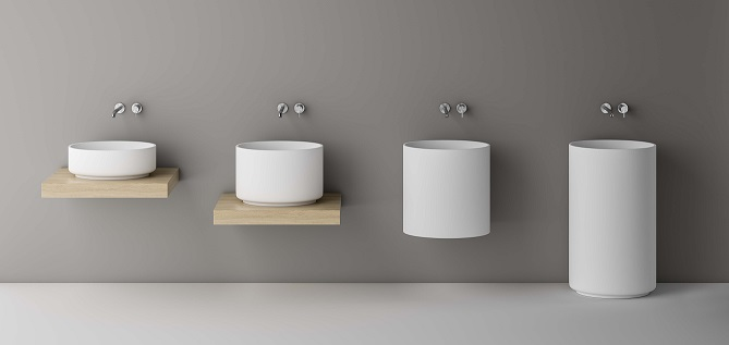 Lavabo TRIADE EVOLUTION di Planit