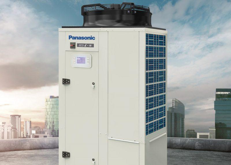 Chiller a pompa di calore Panasonic ECOi-W