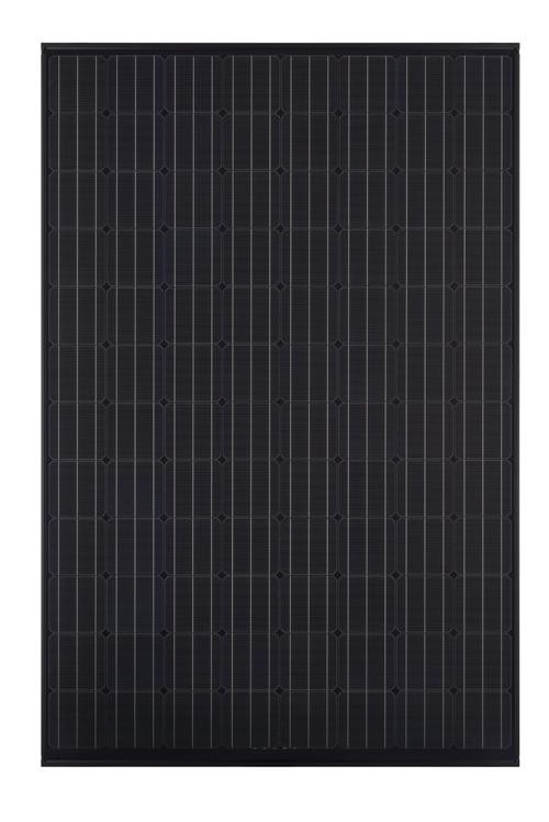 Panasonic Solar: nuovi moduli HIT® all-black