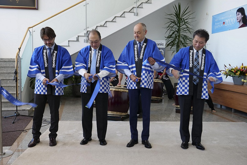 A Pilsen nuovo stabilimento Panasonic