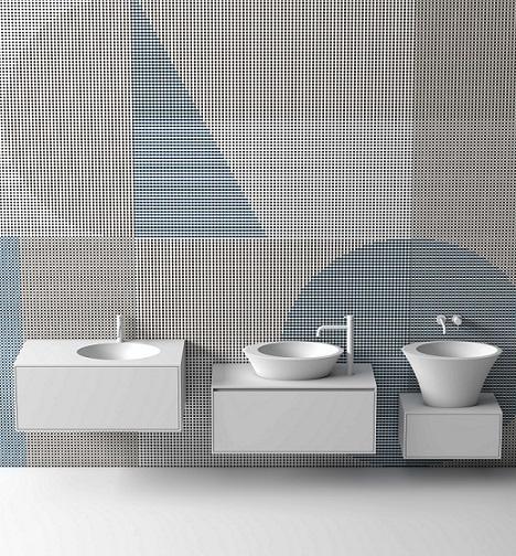 Nuova collezione di lavabi a calice: Symphony di PLANIT