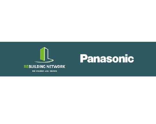 Panasonic partner di REbuilding Network