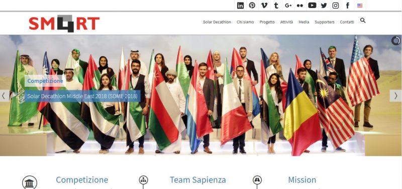 ReStart4Smart: la casa del futuro al Solar Decathlon di Dubai