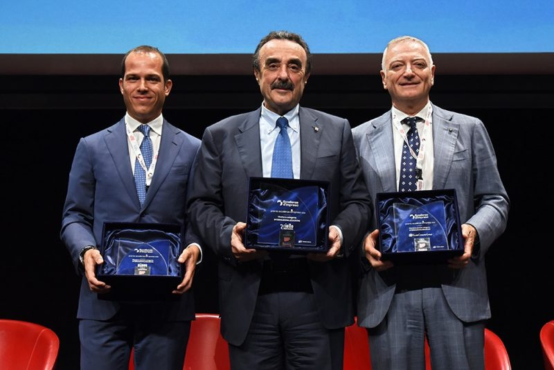 Riello Elettronica conquista il premio Eccellenze d'impresa 2019