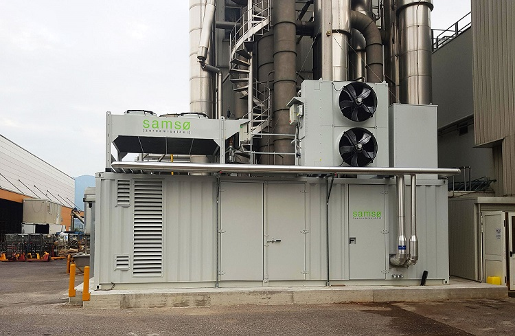 Energia pulita dalla cogenerazione