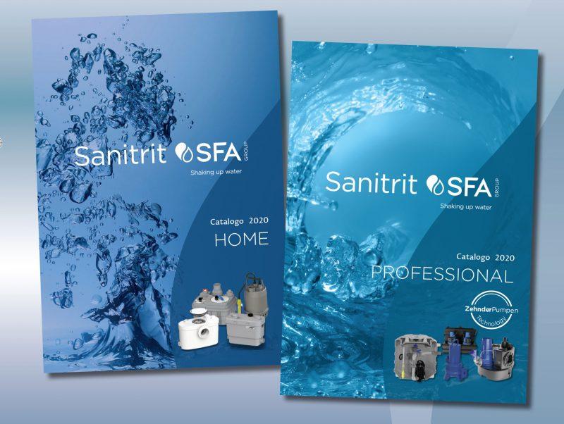 SFA Group presente con Sanitrit a MCE 2020