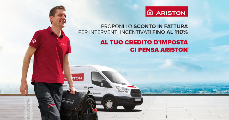Ariston a MCE Live+Digital con webinar, novità e contenuti digitali