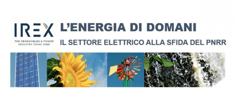 L'energia di domani è nell'IREX Annual Report 2021