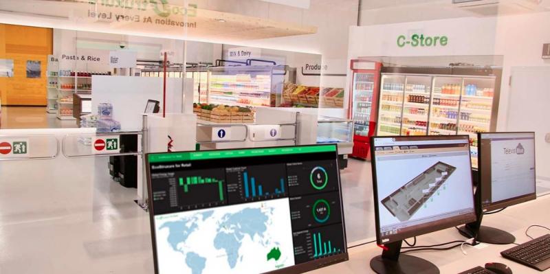 Eliwell e Schneider Electric invitano al tour virtuale dell'Innovation Hub EcoStruxure for Retail