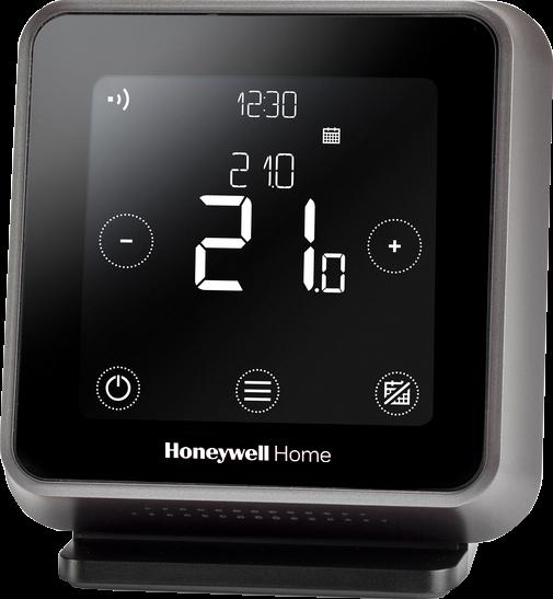 Cronotermostato Honeywell Home T6: sempre connesso