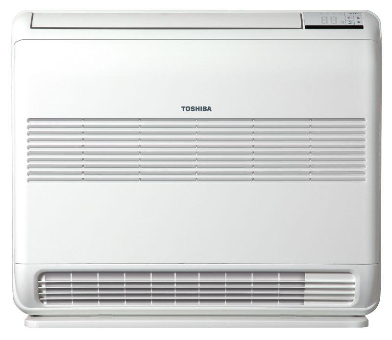 Console a pavimento per il comfort termico e filtrazione dell'aria