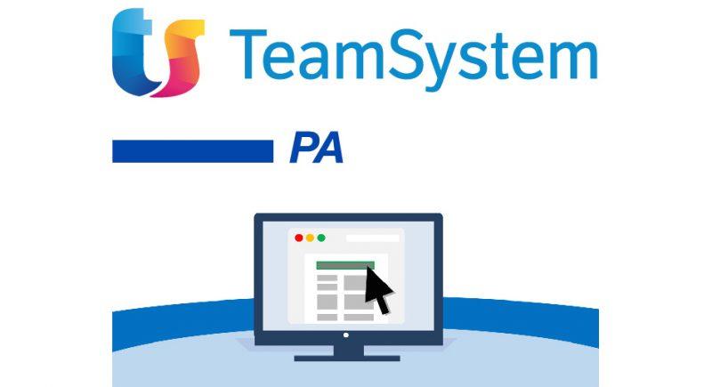 Nasce TeamSystem PA per la gestione in cloud delle opere pubbliche