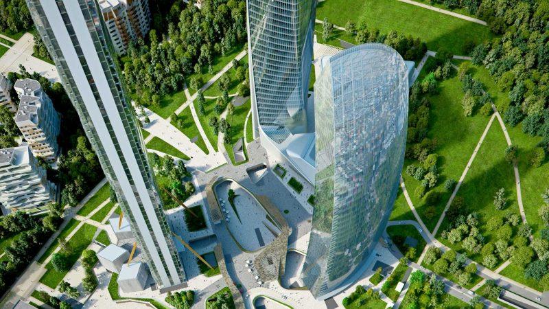 Clivet climatizza la nuova Torre Libeskind a Milano