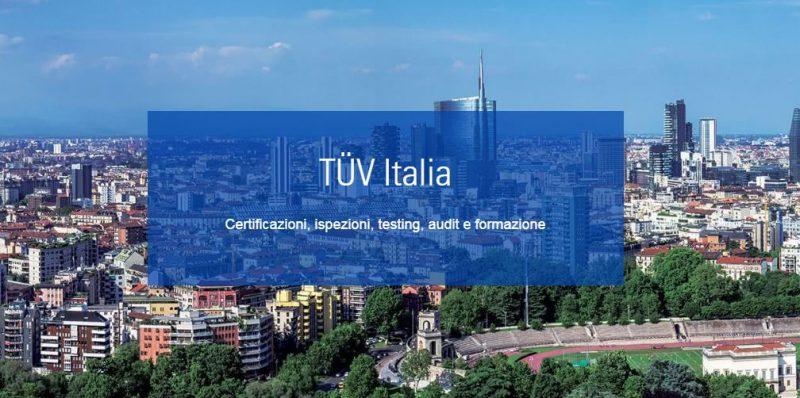 TÜV Italia e Industria 4.0