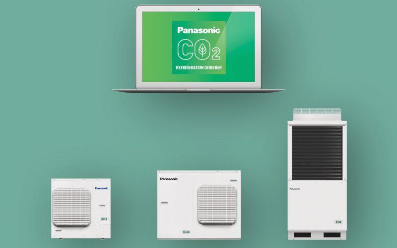Unità di condensazione CO2 di Panasonic