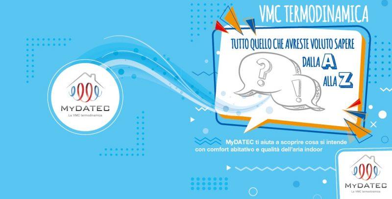 VMC termodinamica, il vademecum di MyDATEC