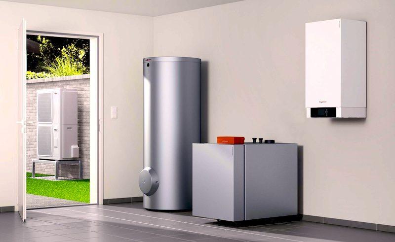 Sistemi ibridi viessmann per riscaldare la casa con diverse fonti di energia - Sistemi per riscaldare casa ...