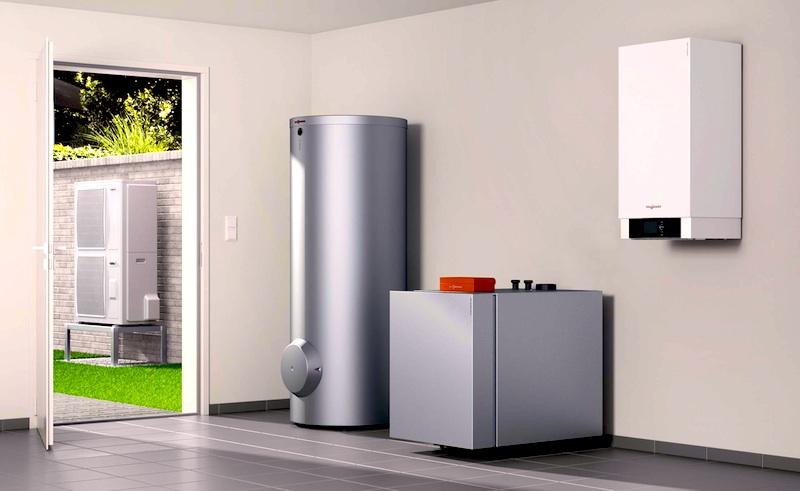 Sistemi ibridi viessmann per riscaldare la casa con - Sistemi per riscaldare casa ...