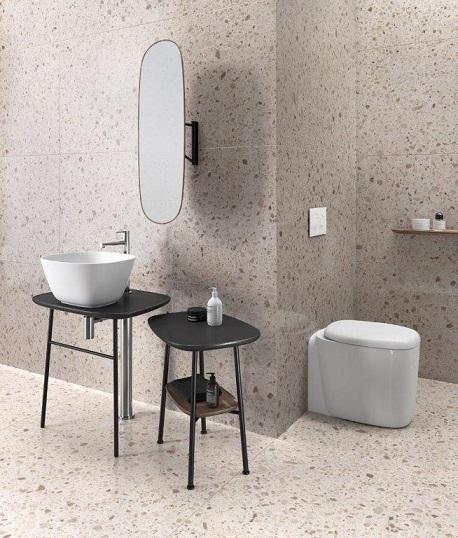 VitrA ha collaborato con Terri Pecora per la nuova collezione bagno ...