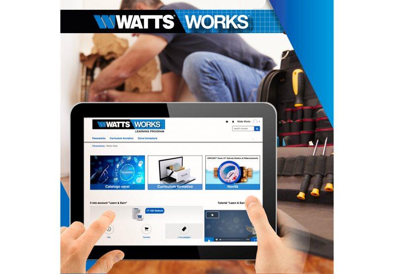 Watts lancia un programma gratuito di corsi online