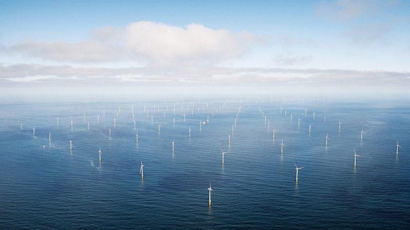 ABB per collegare il più grande parco eolico offshore al mondo