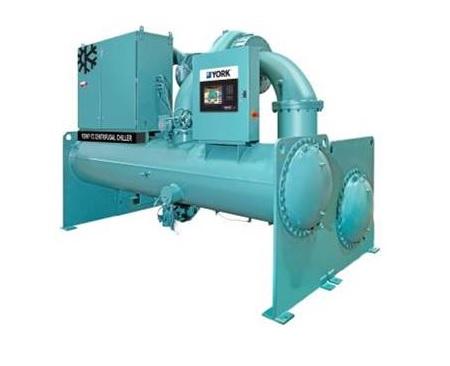 Refrigeratori York®YZ con compressore centrifugo a cuscinetti magnetici