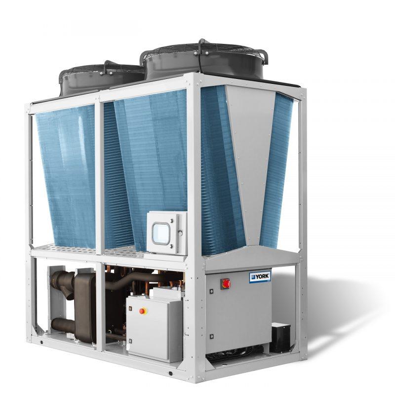 Pompe di calore e refrigerazione Amichi di media capacità ad alta efficienza