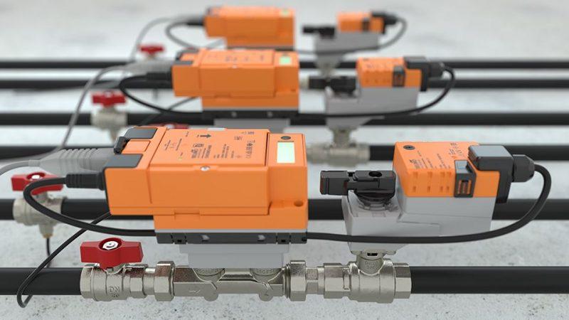 Contabilizzazione dell'energia termica con Belimo Energy Valves ™