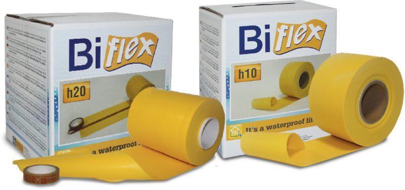 Sistema BI-Flex: sigillature impermeabili a massima tenuta