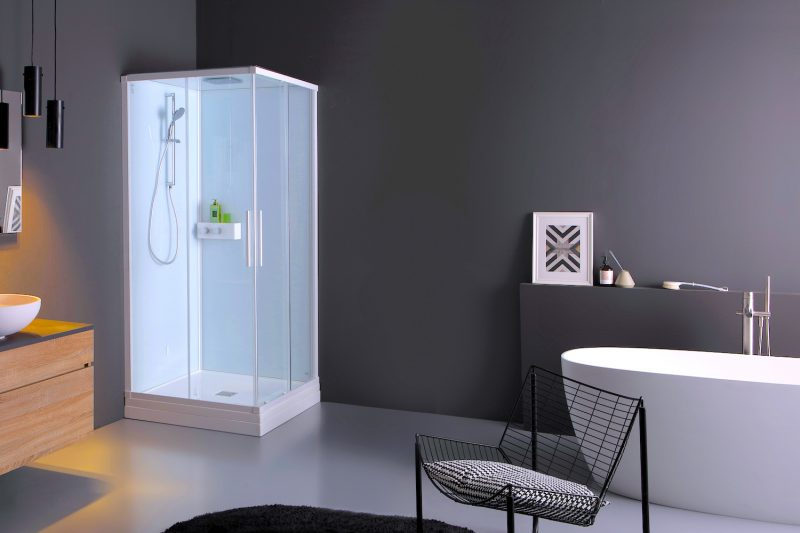 Cabina doccia multifunzione Kinedo K500