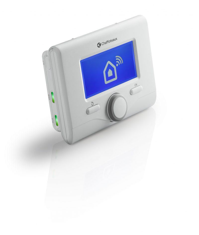 Energy Manager Chaffoteaux per risparmiare con gli impianti ibridi