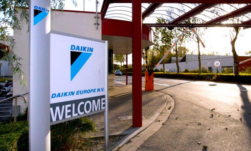Daikin progetta un nuovo complesso tecnologico all'avanguardia
