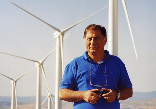 """Il premio Anev """"Energia del vento"""" 2021 sarà dedicato a Giuseppe Pasqualicchio"""