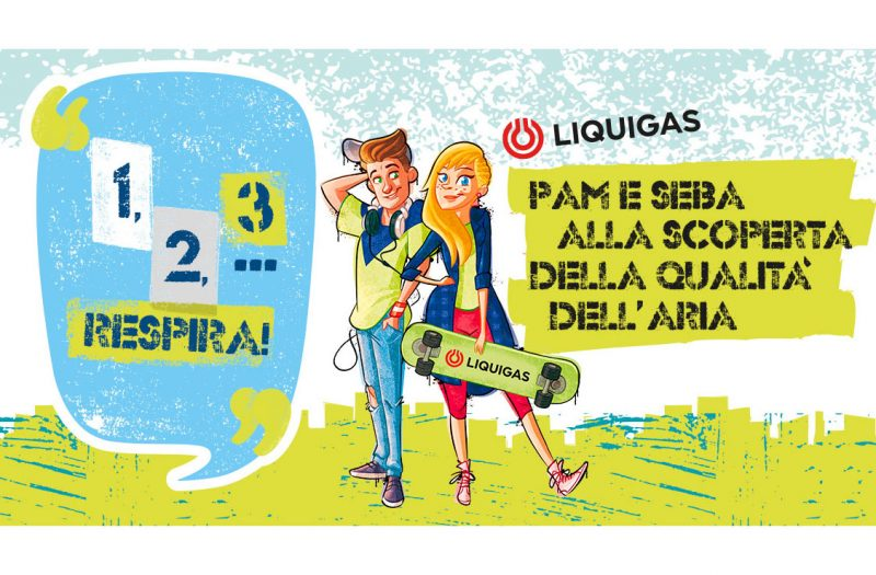 Dagli studenti italiani 100 proposte per un'aria pulita