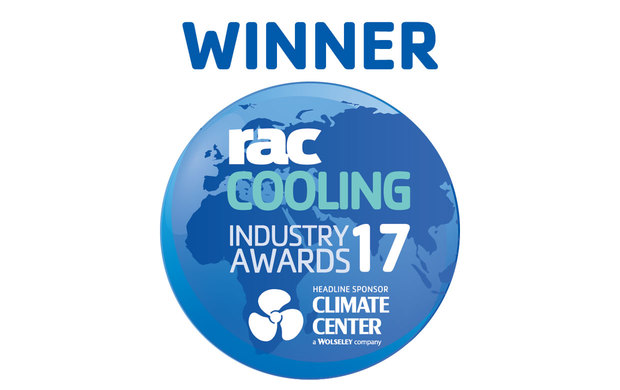 Carel vincitore del RAC Cooling Industry Award