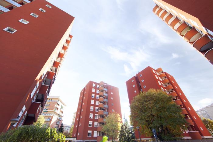Ecobonus per condominio residenziale