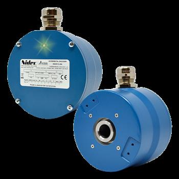 Nidec Industrial Solutions presenta l'ultima serie di Encoder per impianti eolici