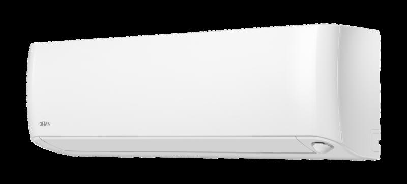 Idema presenta la serie di condizionatori a parete ISP