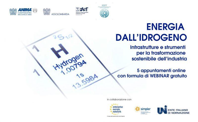 Idrogeno per la trasformazione sostenibile dell'industria