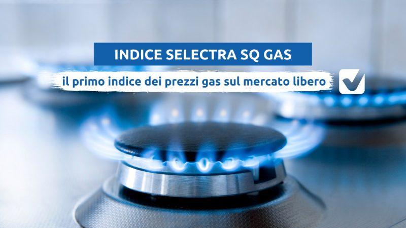 Nasce l'Indice Selectra SQ Gas che monitora i prezzi del gas nel mercato libero