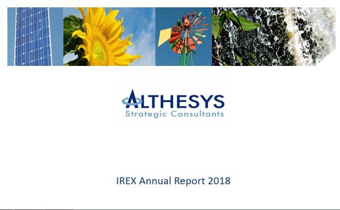 IREX Annual Report 2018